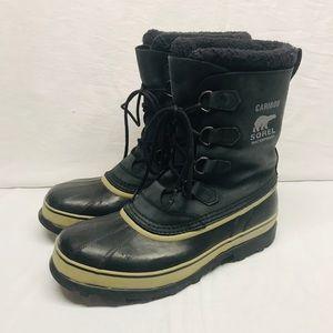 SOREL Caribou Waterproof Mens Boots Size 13